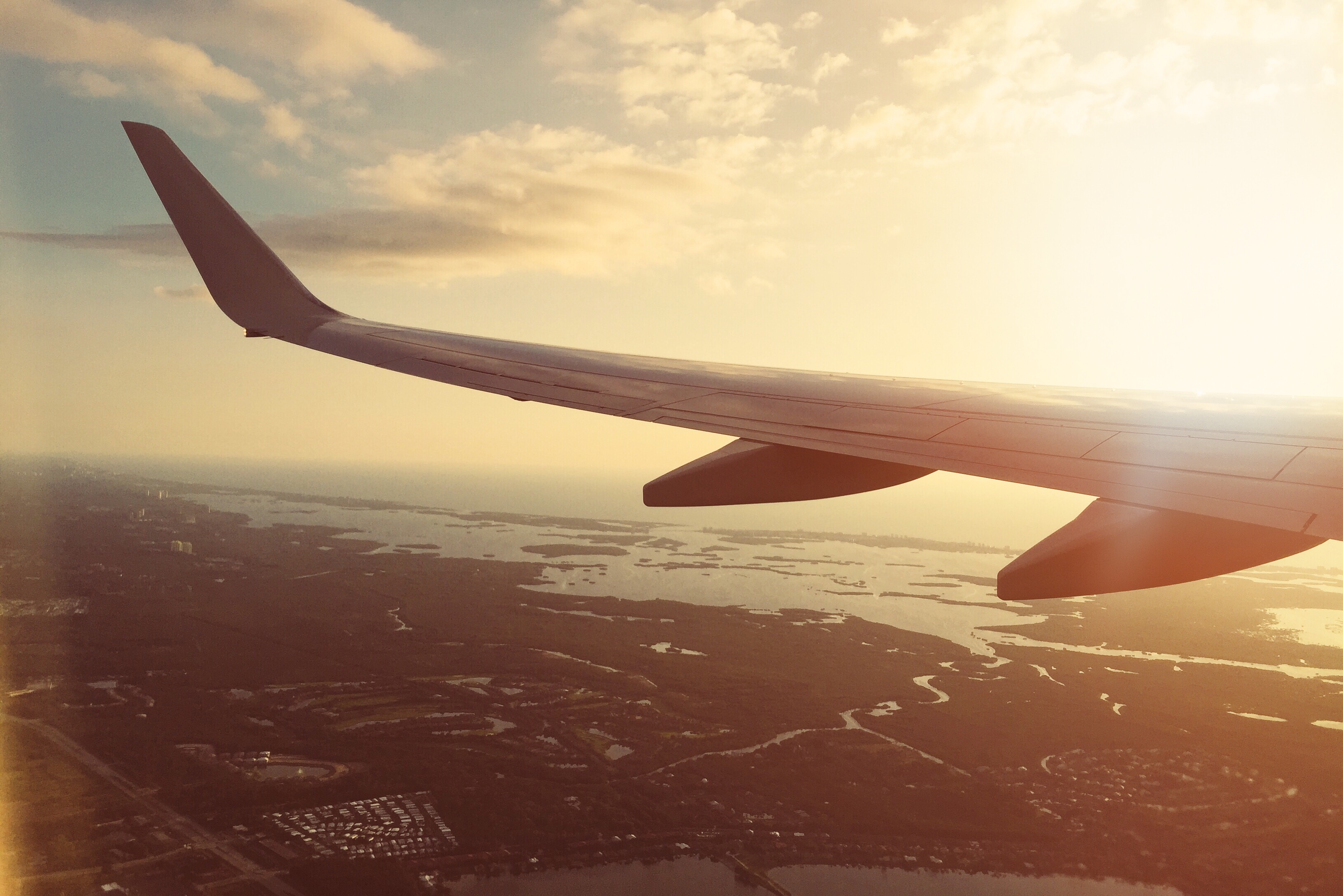 Duty-Free Travel Just Won't Fly